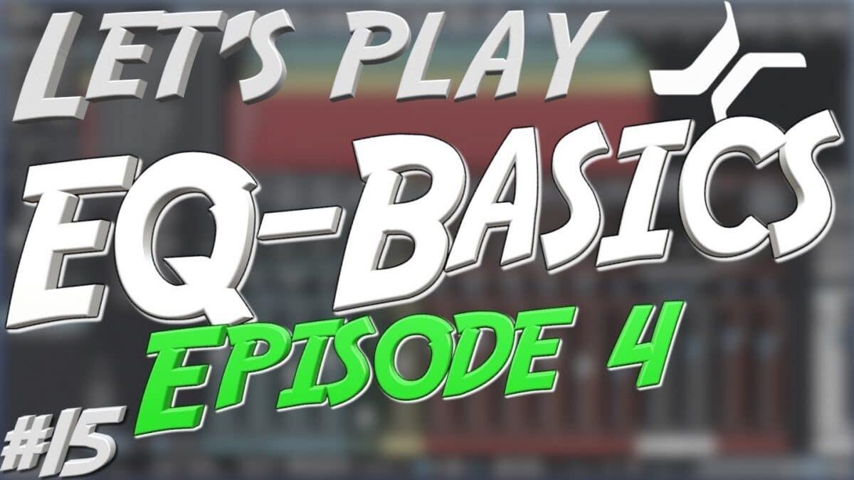 EQ-Basics 4: Weitere EQ-Typen und Zusammenfassung
