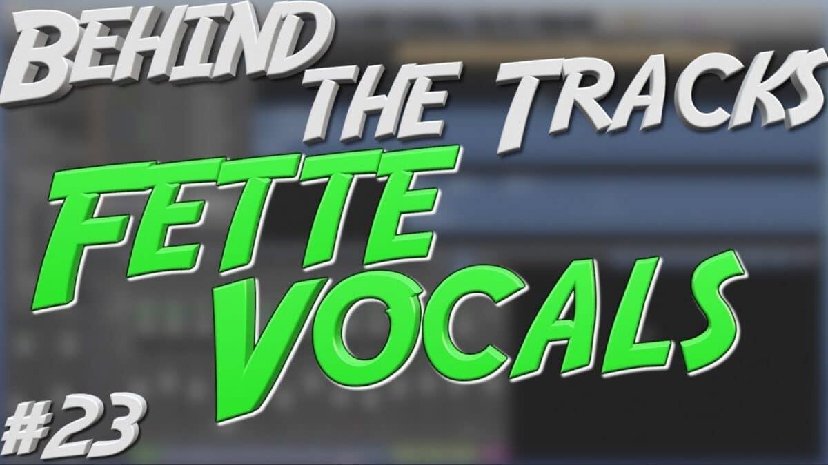 Fette Vocals trotz dünner Stimme