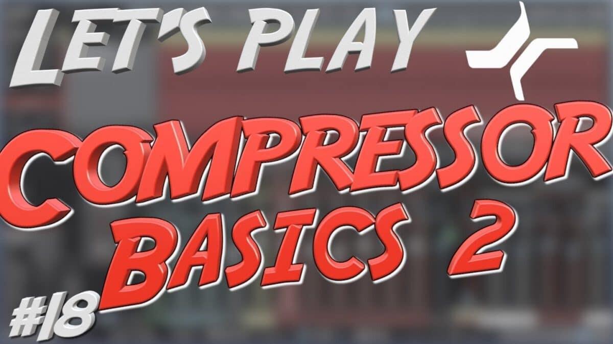 Kompressor erklärt Teil 2: Wieso, weshalb und warum ein Kompressor ???