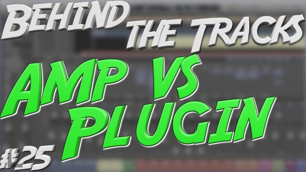 Gitarren-Amp vs. PlugIn