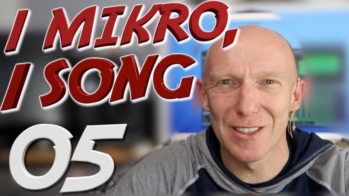 1 Mikro, 1 Song – Vocals aufnehmen und mischen | Folge #05