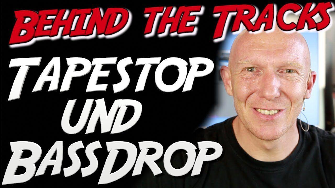 Nicht nur für EDM: Tapestop und Bass Drop in Logic Pro X