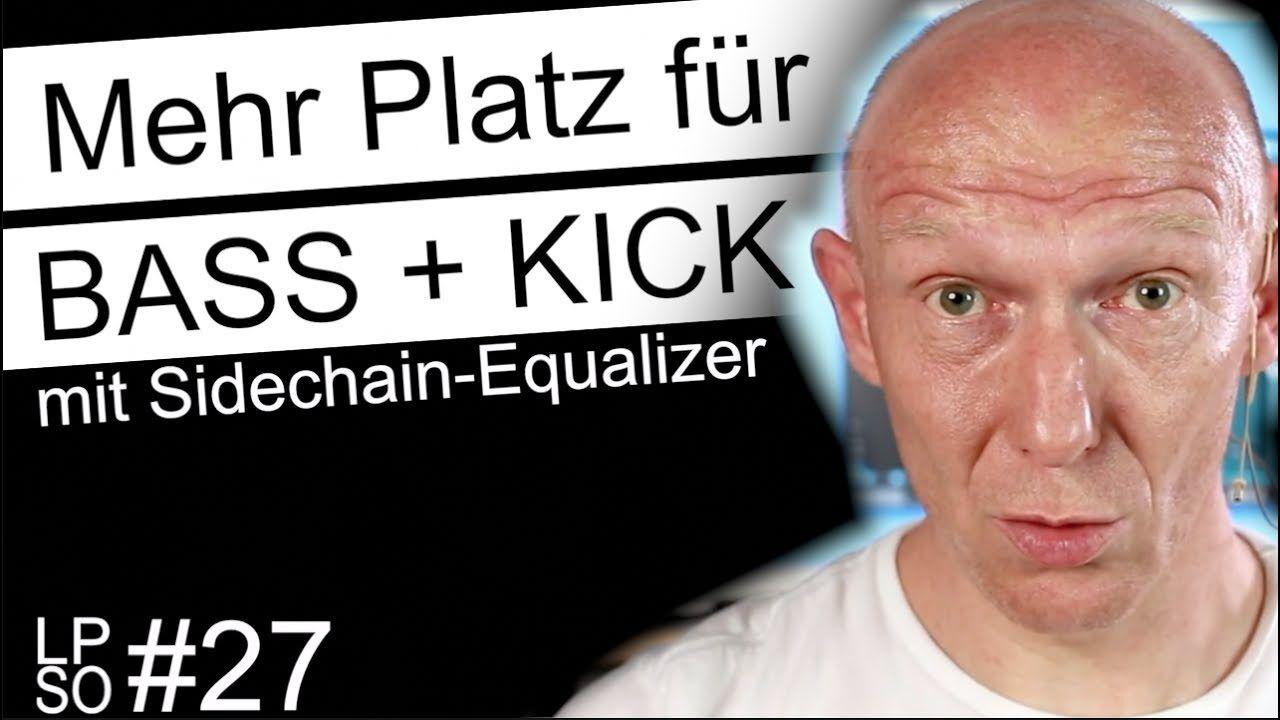 Equalizer-Tipp: Sidechain-EQ für Ordnung im LowEnd  | Lets play Studio One #027