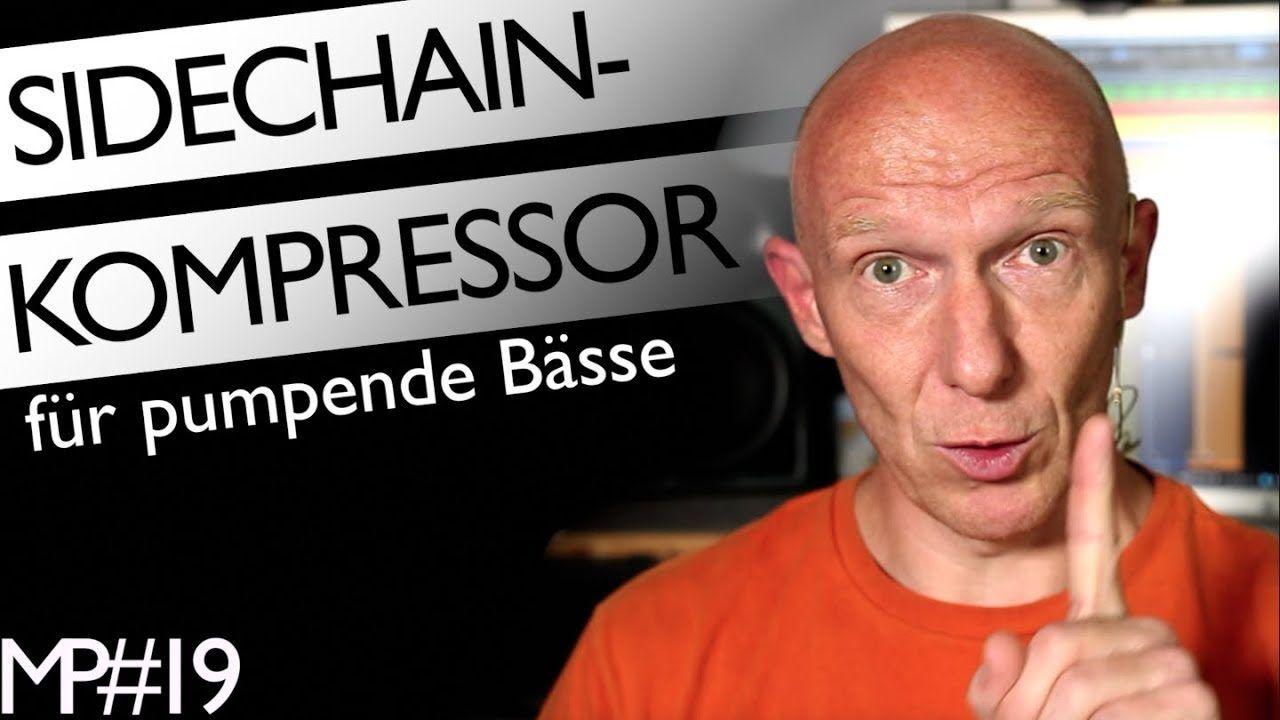 Kreativer Einsatz von Sidechain-Kompression (nicht nur) im Dance-Bereich
