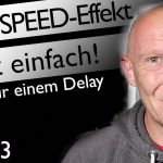quicktip tape speed effekt mit e