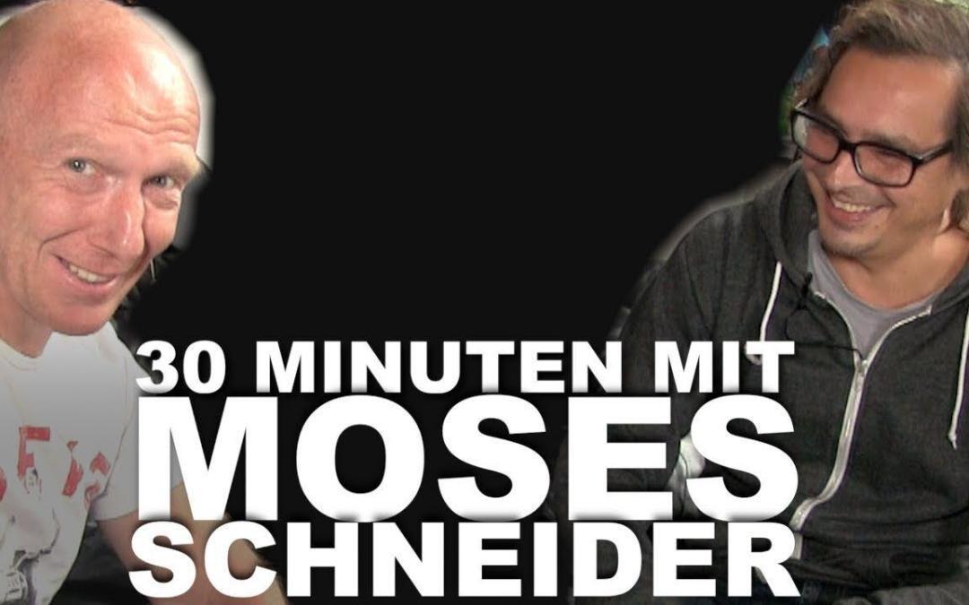 30 Minuten mit Moses Schneider (Beatsteaks, AnnenMayKantereit, Olli Schulz, Tocotronic uvm.)