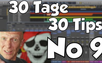 #09 | 30 Tage, 30 Tips – Ordnung im Mix
