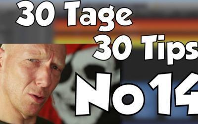 #14 | 30 Tage, 30 Tips – Detailarbeit beim Spuren-Editing