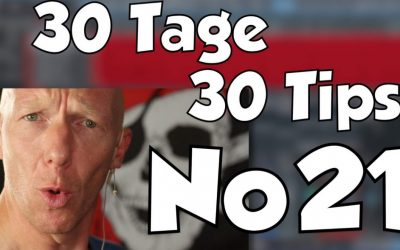 #21 | 30 Tage, 30 Tips – LowCut ist wichtig