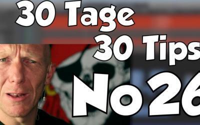#26 | 30 Tage, 30 Tips – Kerniger Männer-Backgroundchor