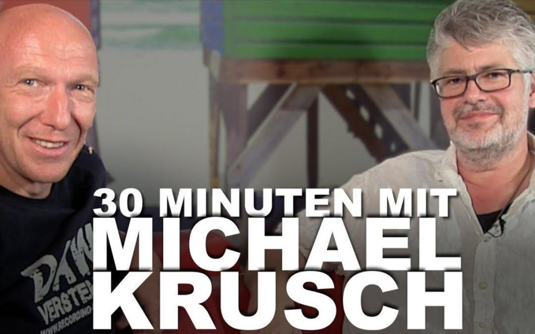 30 Minuten mit Michael Krusch (Chef und Mastermind der Tegeler Audio Manufaktur)