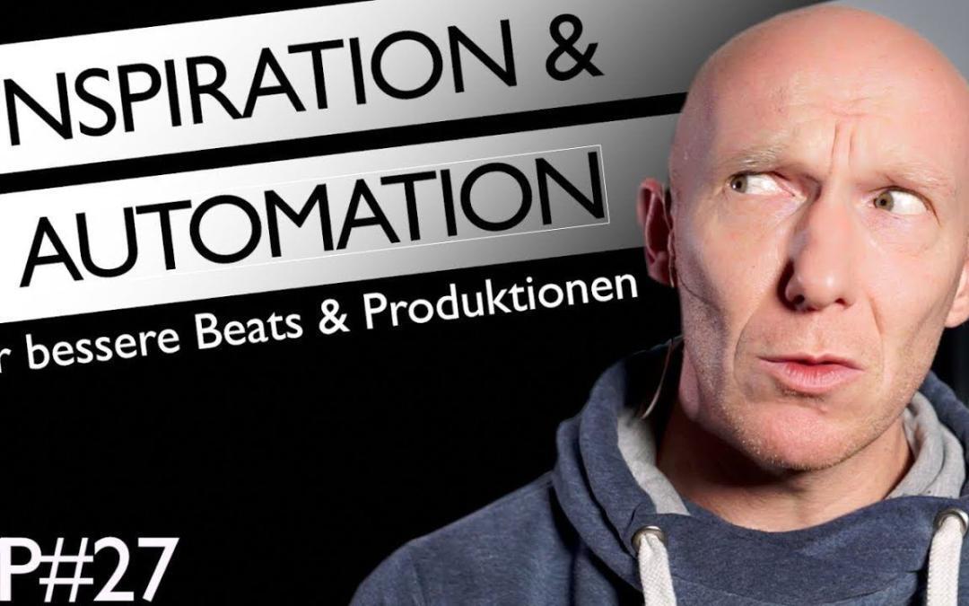 Automation für bessere Beats und Produktionen