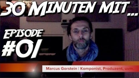 Das Recording-Blog-Interview: 30 Minuten mit … Marcus Gorstein
