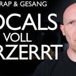 Mehr Power: Verzerrte Vocals aufnehmen | Abmischen Tutorial Deutsch