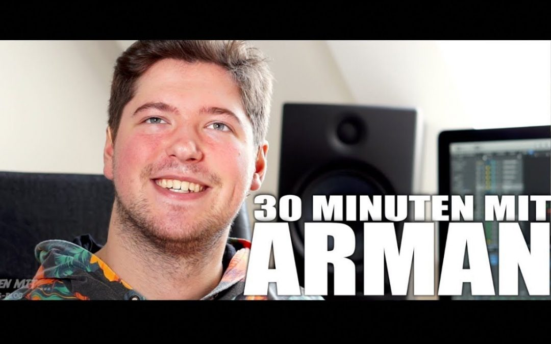 Interview: 30 Minuten mit ARMAN (Musiker, Produzent, Performer, für u.a. Die Lochis)