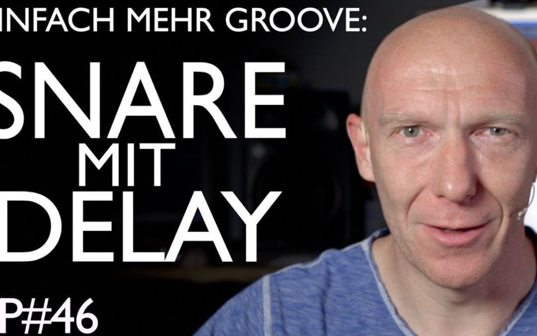 Ganz einfach: Mehr Groove für´s Schlagzeug