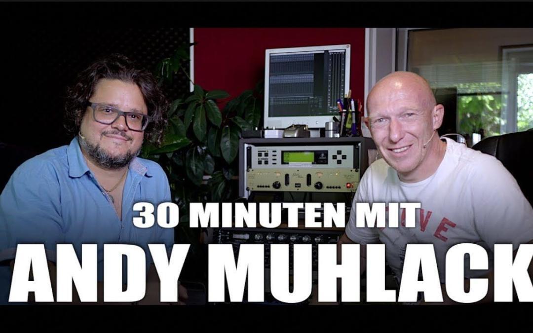 30 Minuten mit Andy Muhlack (Hörspielproduzent Der kleine Drache Kokosnuss)