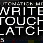 was bedeutet write touch und lat