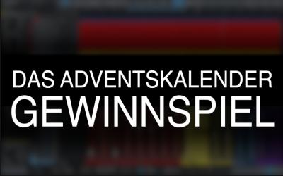 Das Adventskalender-Gewinnspiel (Teilnahmeschluss 27.12.2018 18.00 Uhr)