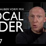 Stimme mit Vocal-Rider vor den Mix bringen