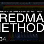Die Fredman-Methode mit zwei SM57 Mikrofonen