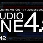 Was ist neu bei Studio oOne 4.5 von Presonus