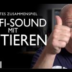Audio editieren für professionellen Sound