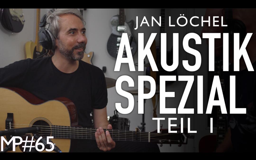 Philosophie beim Recording von Akustik-Gitarren  Teil 1