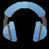Kopfhörer Transparent