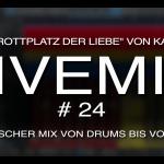 LiveMix 24 Kaizaa Schrottplatz der Liebe 1440x900