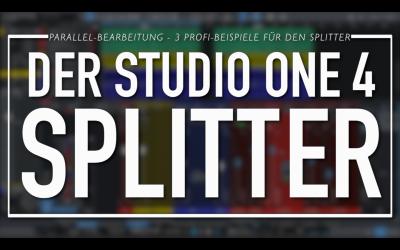 Prädikat wertvoll: Der Splitter von Studio One 4