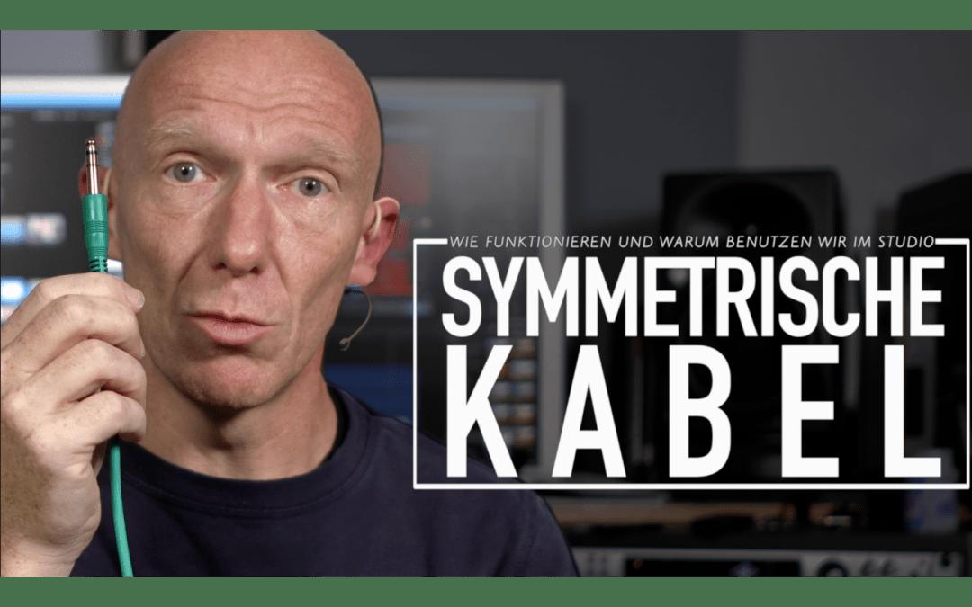 Warum symmetrische Kabel im Ton-Studio?