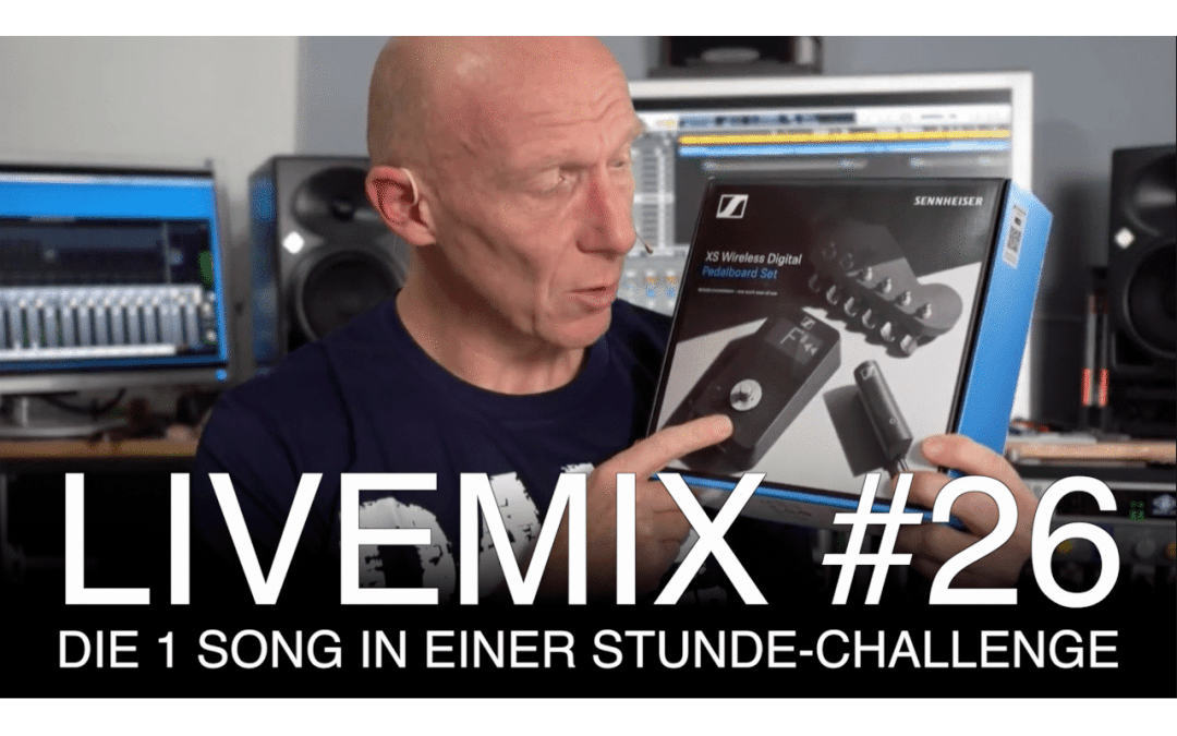 1 Song in 2 Stunden LIVE-Challenge