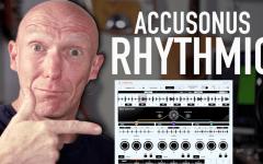 Rhythmiq von Accusonus