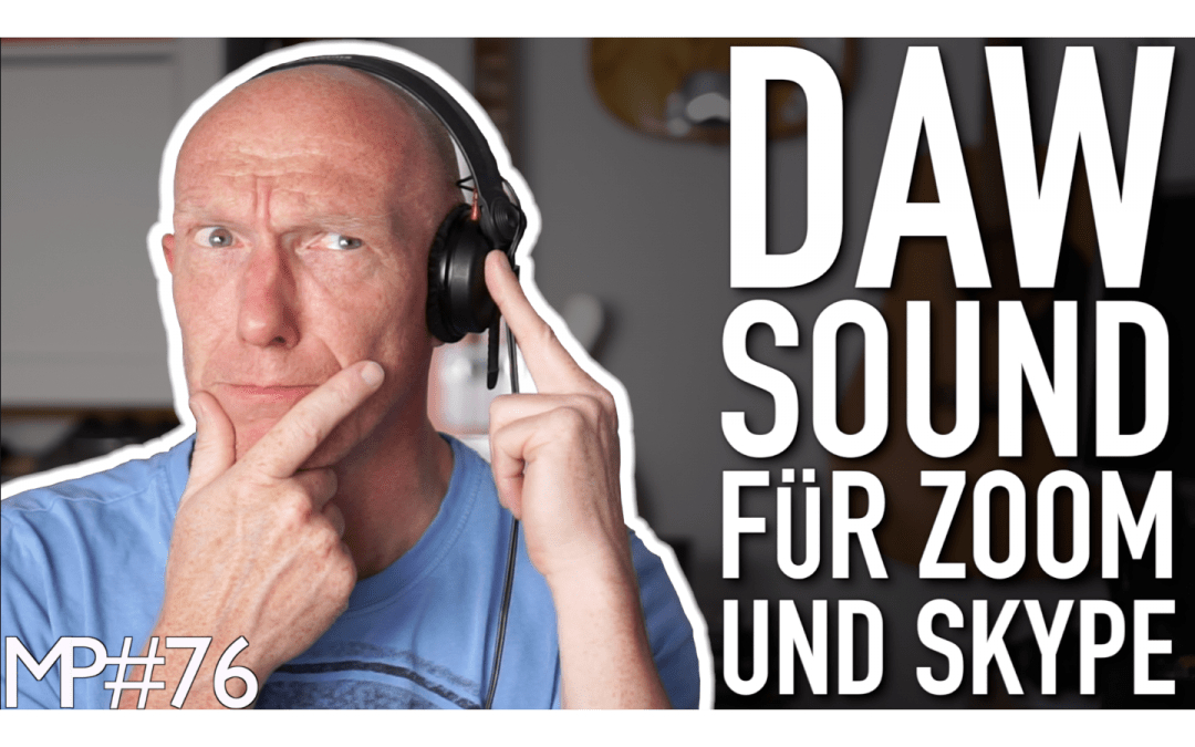 Klingt, als wär man im Studio: Listento für echten DAW-Sound bei Zoom und Skype
