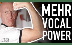 Saturation für Power Vocals
