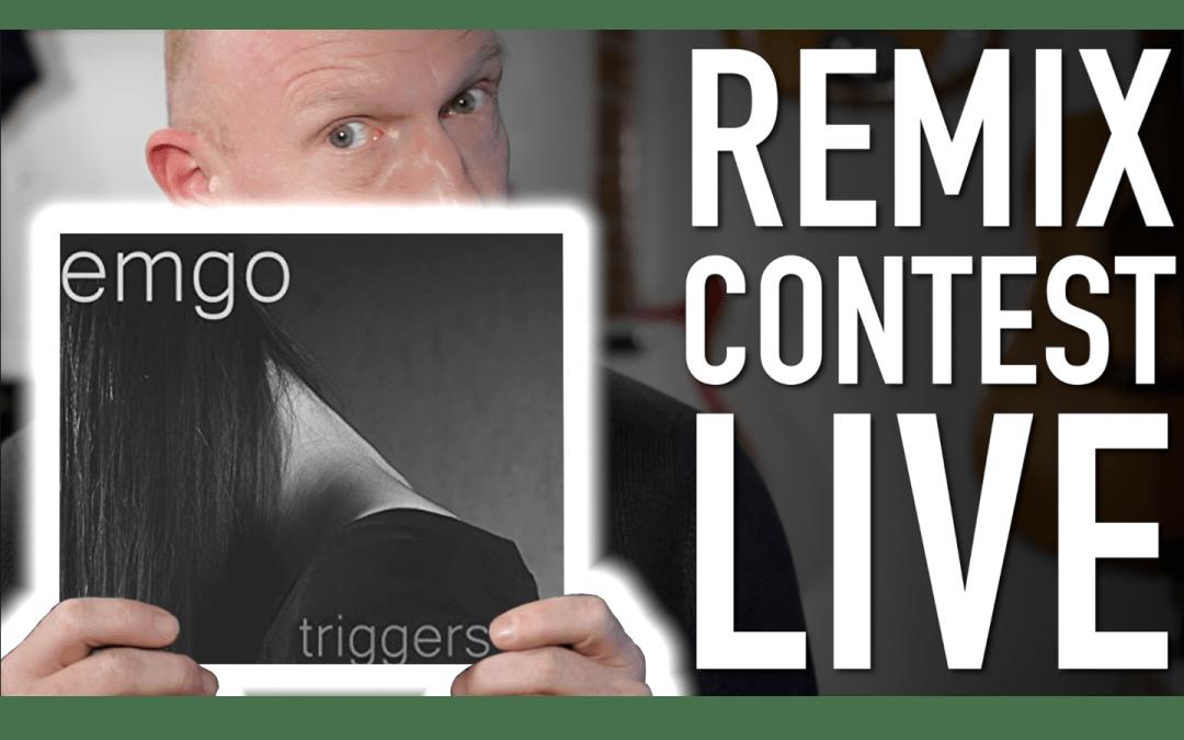 """REMIX-Wettbewerb """"Triggers"""" von EMGO"""
