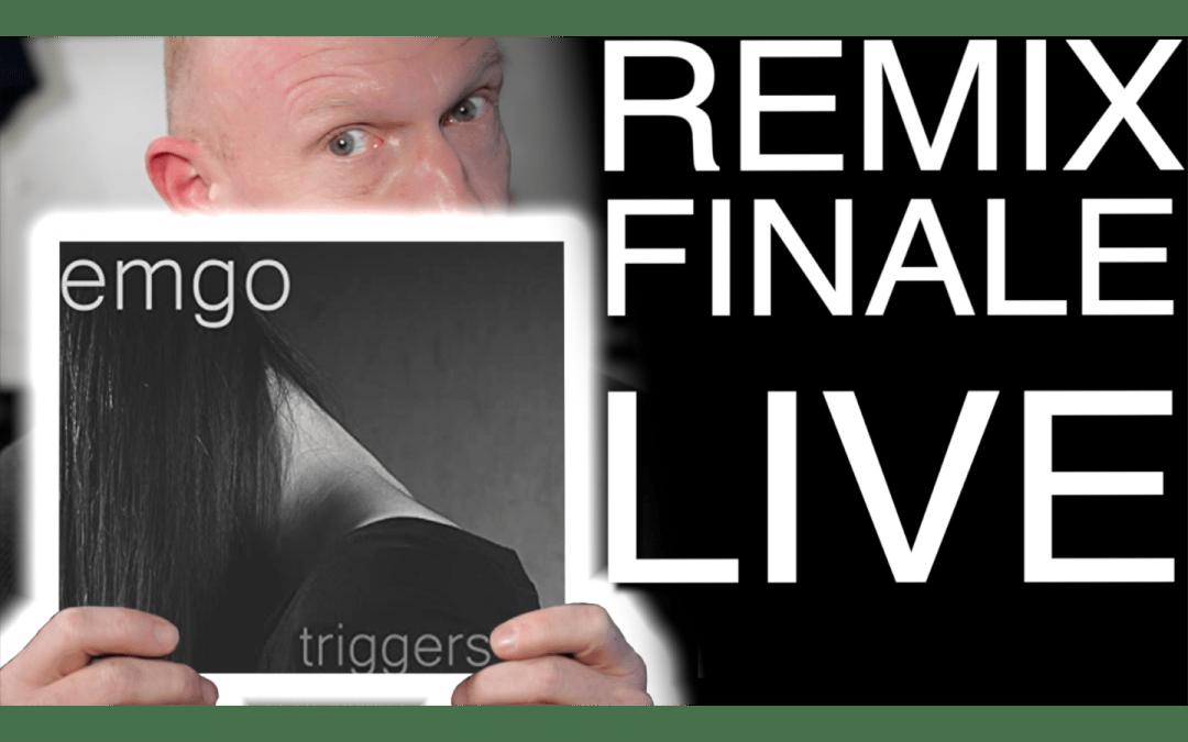 Das Finale: Der Triggers ReMix-Wettbewerb ist beendet
