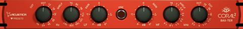 Coral Bax-Ter EQ von Acustica Audio