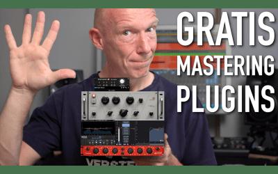 Profi-Tipp: 5 kostenlose PlugIns fürs Mastering oder Deinen MasterBus