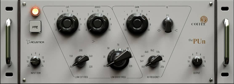 Coffee - The PUn von Acustica Audio