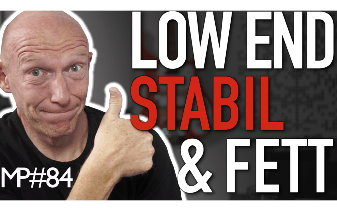 Stabiler Bass: Low End problemlos fetter klingen lassen