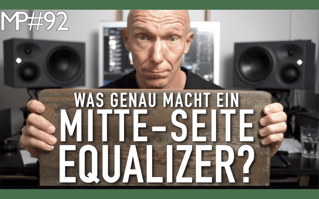 Was ist ein Mitte Seite Equalizer?