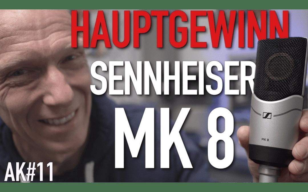 Münsterland – Der Sennheiser MK8 Test-Song