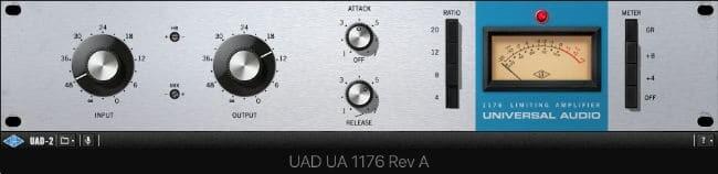 Bessere Vocals: Der 1176 ist ein klassische r Kompressor für die Vocal-Bearbeitung