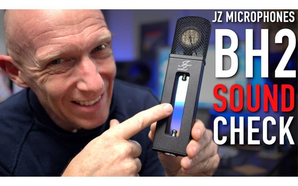 Mikro-Test: Wie klingt das BH2 von JZ-Microphones und warum hat es ein Loch?