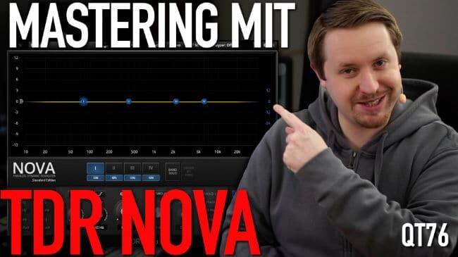 Mehr Druck und Breite mit dem TDR Nova