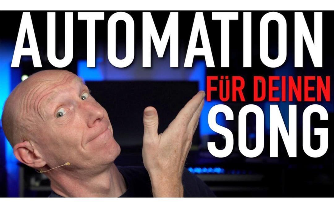 Einfach erklärt: Grundlagen der Automation in Studio One