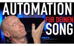 Grundlagen zur Automation in Presonus Studio One