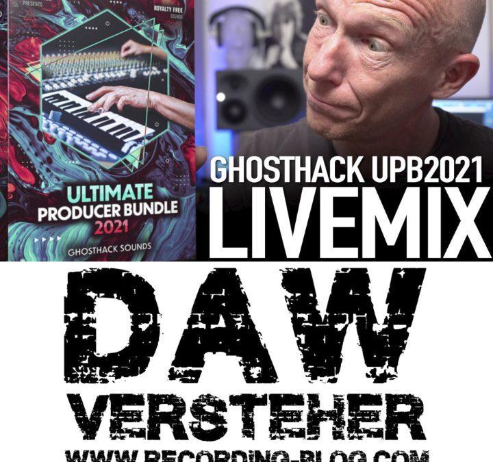 Ghosthack UPB2021_Projekt – Studio One 5 Session